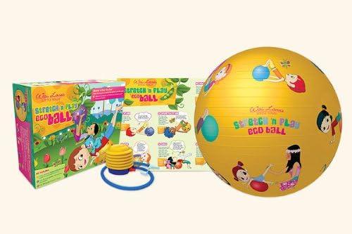 Wai Lana Little Yogis Stretch n Play Eco Ball Kit