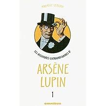 AVENTURES EXTRA.ARSENE LUPIN T1