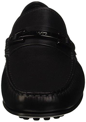 Tod's Xxm0lr0m810d90b999, Zapatos de Cordones Brogue para Hombre Nero