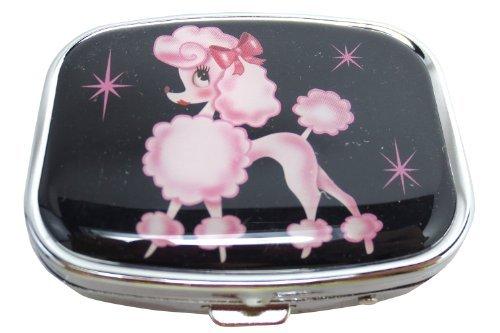 (Fluff Pink Poodle