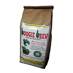 Boogie Brew Plant Tea, 2 Pounds