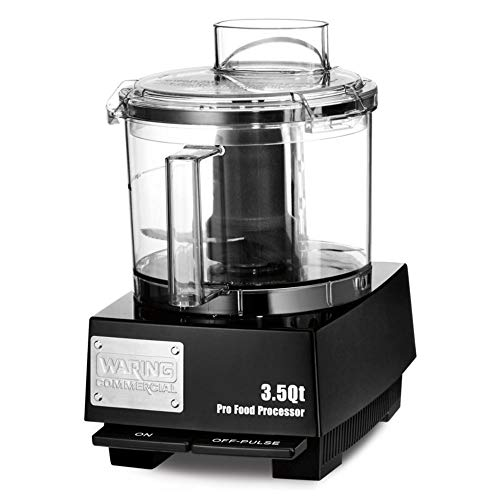(Waring Commercial WFP14SW Sealed Space-Saving Batch Bowl Food Processor with LiquiLock Seal System,)