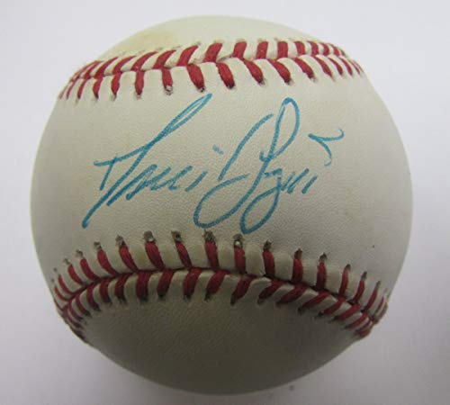 David Segui Orioles Signed/Autographed OAL Baseball 139437 (Ball Oal Baseball)
