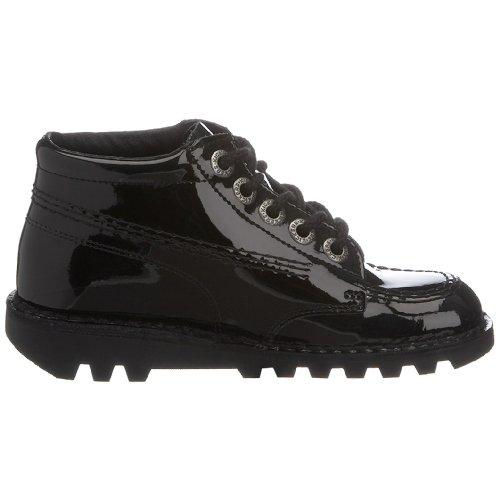 Noir J Hi Kickers Black Fille Black Pate Black Bottines dgUdIwx5q