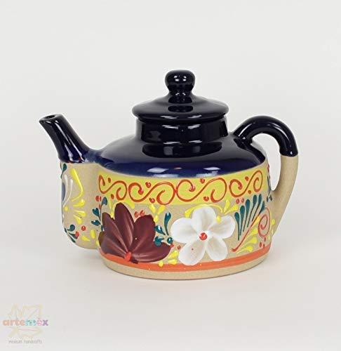 Amazon Com Mexican Home Decor Mexican Teapot Ceramic