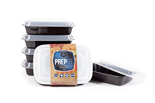 Prep 1 Compartment BPA free Meal Containers product image