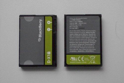 blackberry storm 2 9550 battery - 4