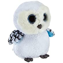 TY Beanie Boos - SPELLS the White Owl ( Buddy Size - 8.5 inch ) by TY