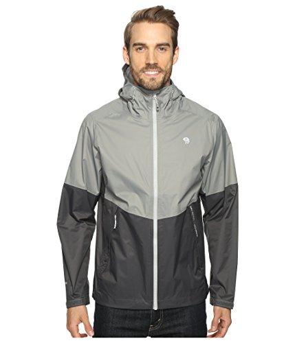 Mountain Hardwear Men's Exponent Jacket Manta Grey Large