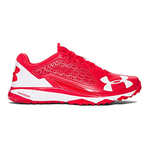Under Armour Men's Deception Baseball Training Shoes - Re...