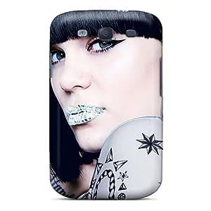 New Cute Funny Jessie J Diamond Lipstick Case Cover/ Galaxy S3 Case Cover
