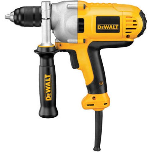 - DEWALT DWD215G 1/2-Inch 10-AMP Mid Handle Grip Drill