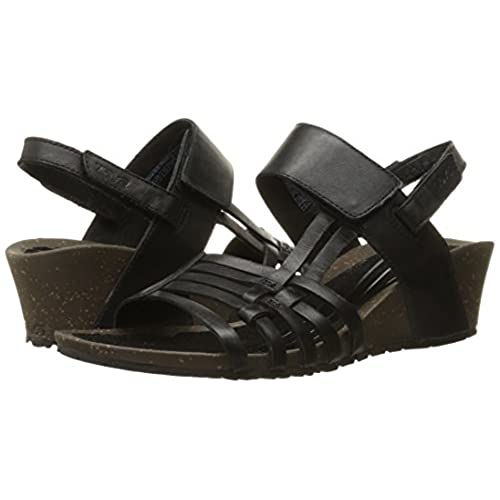 online for sale classic shoes huge discount Teva Women's Cabrillo 3 Wedge Sandal [9Napu0600102] - $31.99