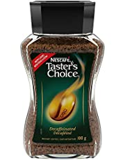 Taster's Choice Decaffeinated Instant Coffee, 100 Grams