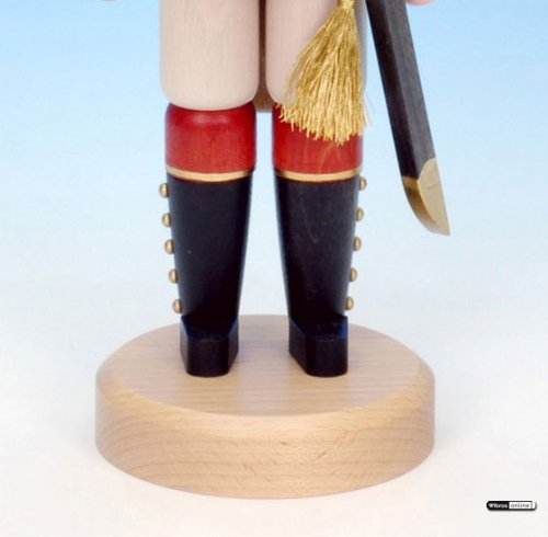 German Christmas Nutcracker Guardsoldier - 44 cm / 17 inch - Christian Ulbricht