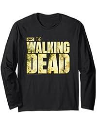 The Walking Dead Logo Long Sleeve T-Shirt