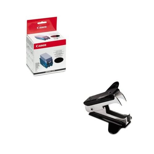 KITCNM6626B001AAUNV00700 - Value Kit - Canon 6626B001AA (CNM6626B001AA) and Universal Jaw Style Staple Remover (UNV00700)
