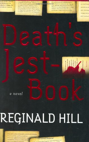 book cover of Death\'s Jest Book