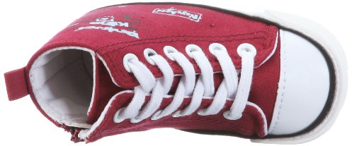 Playshoes 121537 Baby Turnschuhe, Sneaker Rot (original 900)