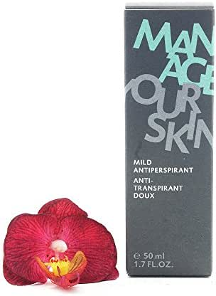 Dr. Spiller Manage Your Skin Mild Antiperspirant 50ml/1.7oz
