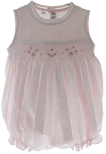 - Feltman Brothers Girls Pink Sleeveless Dressy Bubble Baby Clothes 3M