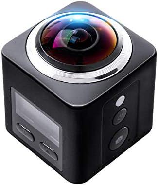 カメラスマートVRパノラマ360度カメラHD携帯電話ワイドダイナミック度デジタルミニカメラ監視防水DV220°広角インテリジェン