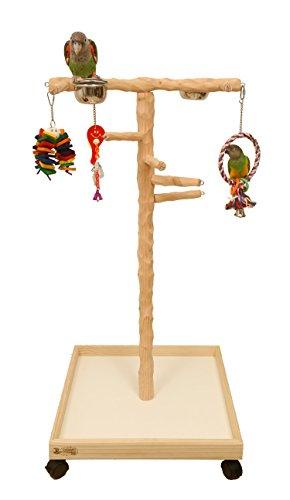 Medium NU Perch Parrot Climbing Tree by Parrot Wizard