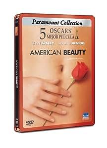 American beauty (Edición caja metálica) [DVD]