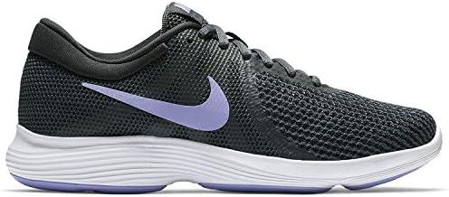 Nike Women s Revolution 4 Running Shoe Anthracite Twilight Pulse Black Size 7.5 M US