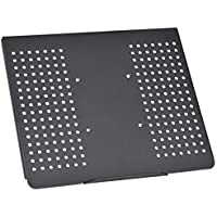 VIVO Laptop Notebook Steel Tray Platform (Tray Only) for Vesa Mount Stand, Fits 100Mm Plate Holes (Stand-Lap2)