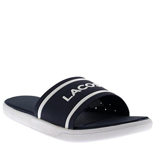 30 L Femme Caw Bleu 118 1 Slide Tongs Lacoste vaqwZT5q