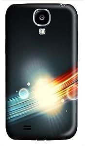 custom made Samsung S4 cases Abstract Light Id05 3D cover custom Samsung S4