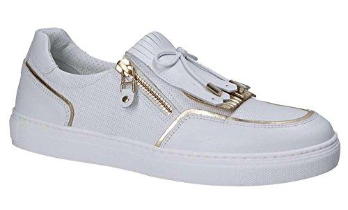 Nero Giardini Damen Sneaker Weiß Bianco Bianco