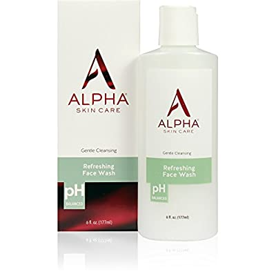 Alpha Skin Care - Refreshing Face Wash, Gentle Cleanser, Restores Ideal PH, for All Skin Types  6-Ounce (Packaging May Vary) - 4047042 , B01D2M4I46 , 454_B01D2M4I46 , 9.99 , Alpha-Skin-Care-Refreshing-Face-Wash-Gentle-Cleanser-Restores-Ideal-PH-for-All-Skin-Types-6-Ounce-Packaging-May-Vary-454_B01D2M4I46 , usexpress.vn , Alpha Skin Care - Refreshing Face Wash, Gentle Cleanse