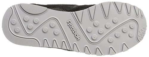 Basses Femme Chalk Breathability Grey Whisper Blanc Nylon Classic Black Grey Noir Urban Reebok qS7fItwR
