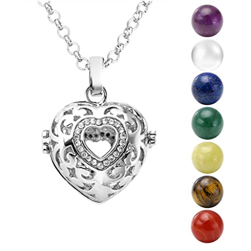 Pendant Natural Chakras Healing Necklace