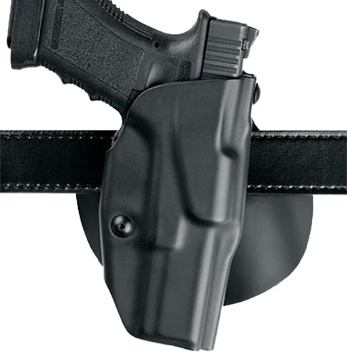Safariland S and W M and P 9C 3.375-Inch Barrel 6378 ALS Concealment Paddle Holster (STX Black Finish) by Safariland