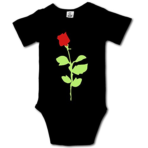 epe-timeless-red-rose-vector-design-climbing-clothes-infant-rompers-for-baby-6-m-black