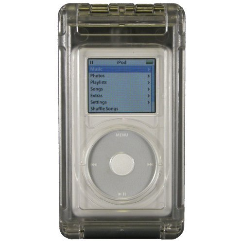Otterbox 905-01.2 Waterproof Case for iPod Photo 30/60GB and 40GB Click Wheel iPod (Player Case Belt Standard Mp3)
