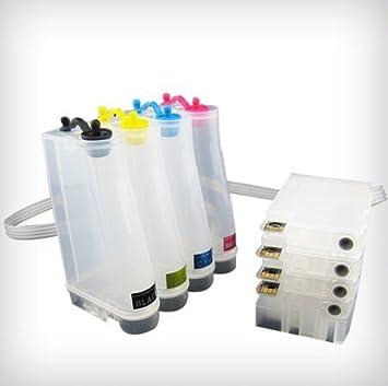ARBUYSHOP CISS Vacío Para hp711 sistema de tinta continua ...