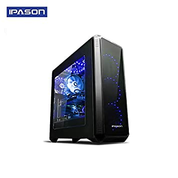 IPASON A5 Power Ryzen 5 2600 6X 3.4GHz, ASUS Prime B350M-K Mainboard