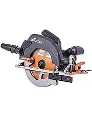 Evolution Power Tools R185CCS Multi-Material Circular Saw, 185 mm, 230 V