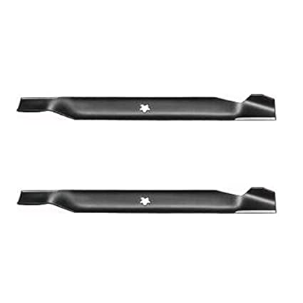 (2) Standard High Lift Blades for Ariens 42