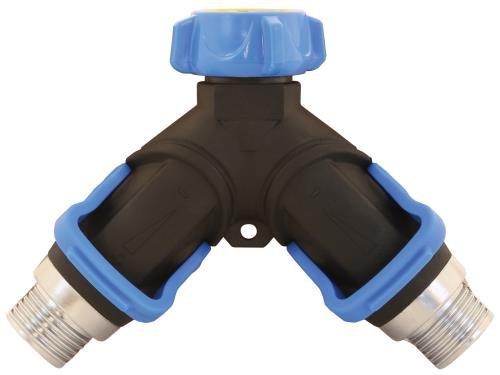 Rainmaker High Flow Dual Hose Adapter Outlet (10/Cs)