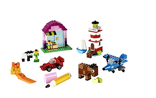 LEGO Classic Creative Bricks 10692 Building Blocks, Learning Toy by LEGO (Image #3)