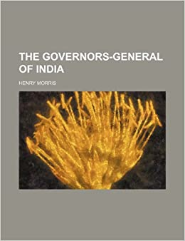 Book The Governors-General of India