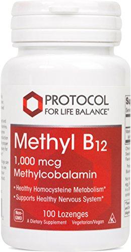 1000 mcg methylcobalamin - 7