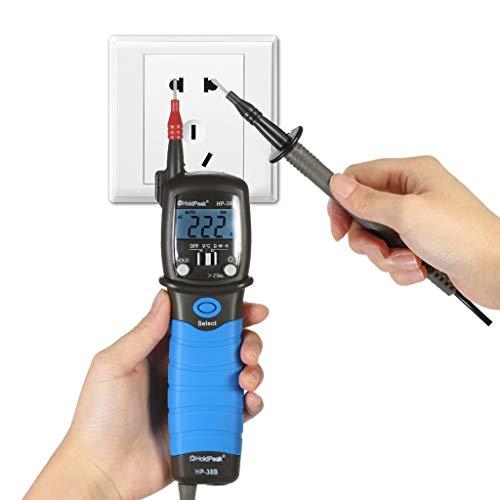 Ikevan HP-38B Handheld LCD Display Digital Multimeter Voltage Meter ResistanceTester