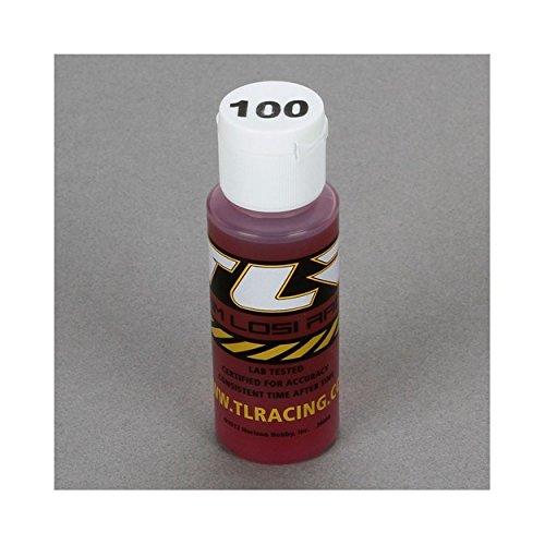 Team Losi Silicone Shock Oil 100wt 2oz