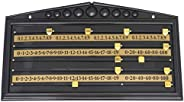 BESPORTBLE Plastic Scoreboard Billiard Scoreboard for Snooker Basketball Tennis Sport Baseball Recorder Access